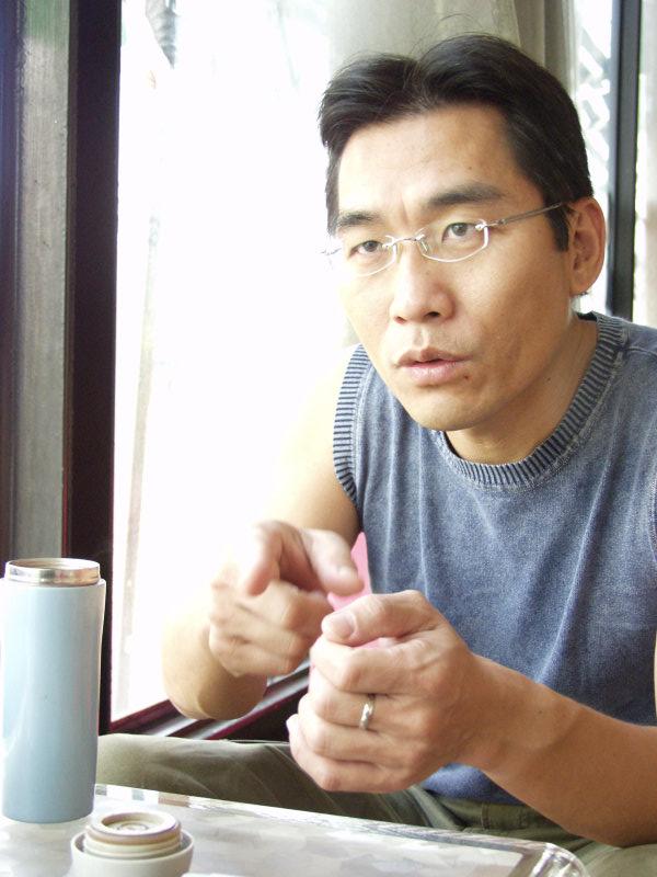 聊天人物表情攝影20號倉庫咖啡廳