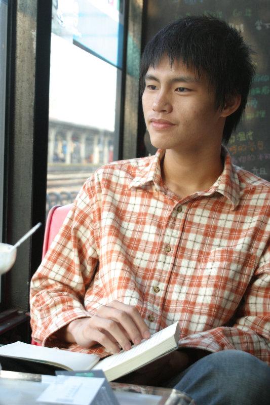 聊天人物攝影作品台中20號倉庫咖啡廳