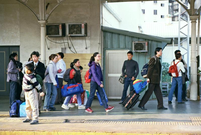 火車站街拍