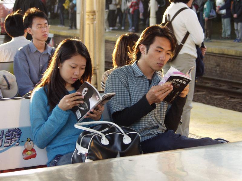 閱讀旅行\