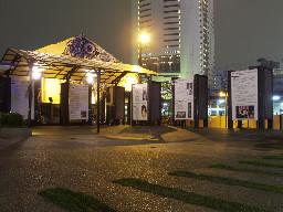 倉庫建築外觀2000年至2003年橘園經營時期台中20號倉庫藝術特區藝術村