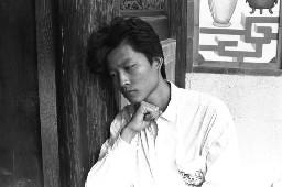 90年代台中市網路學會男生帥哥攝影寫真老照片