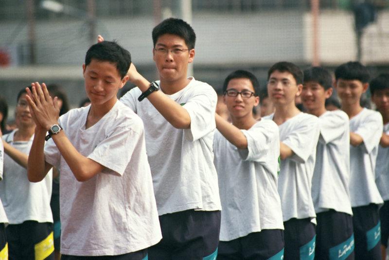 嶺東中學30週年校慶運動會